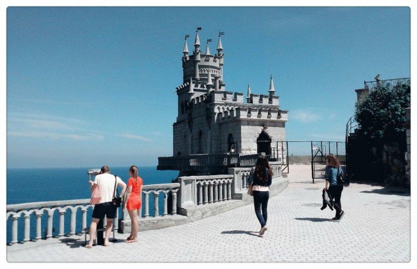 Крым-Наш курорт