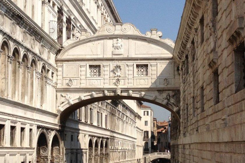 Дворцы Венеции одни и самых интересных в мире