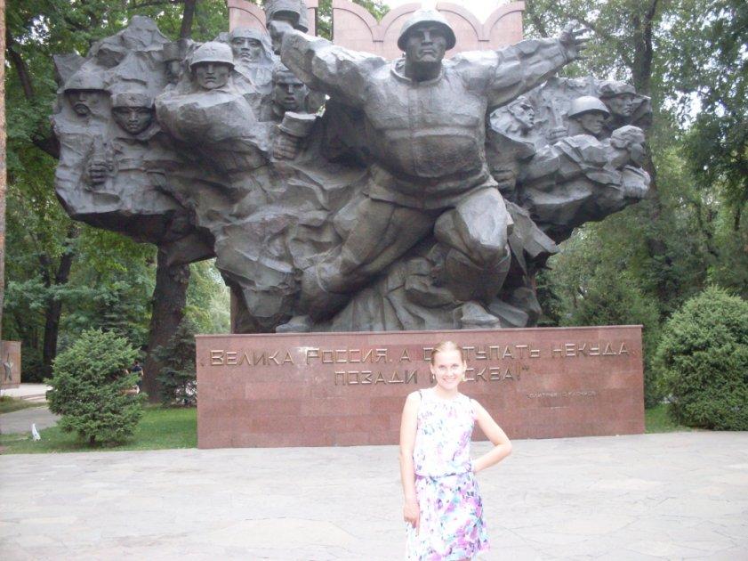 Первым моим путешествием за границу оказалась поездка в страну яблок Казахстан