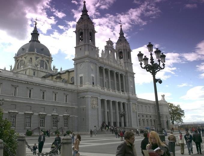 Фотоотчет с Мадрида