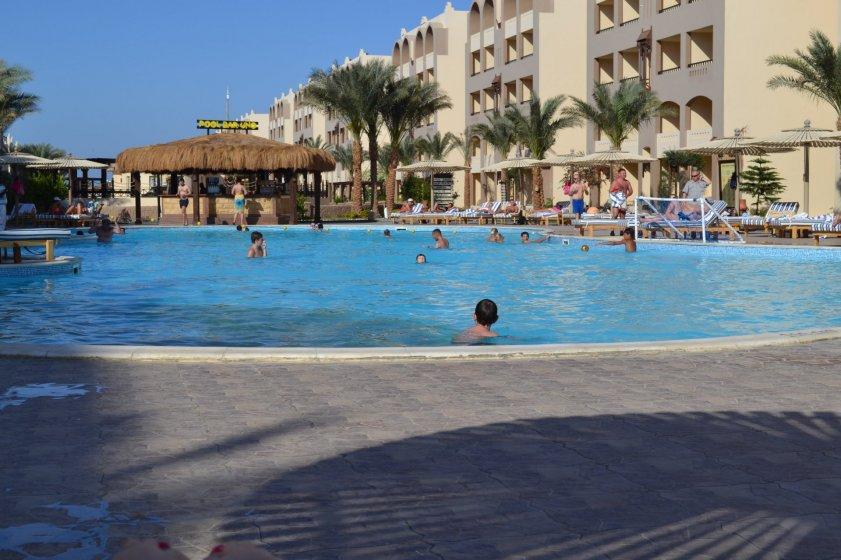 Первый отдых в Египте