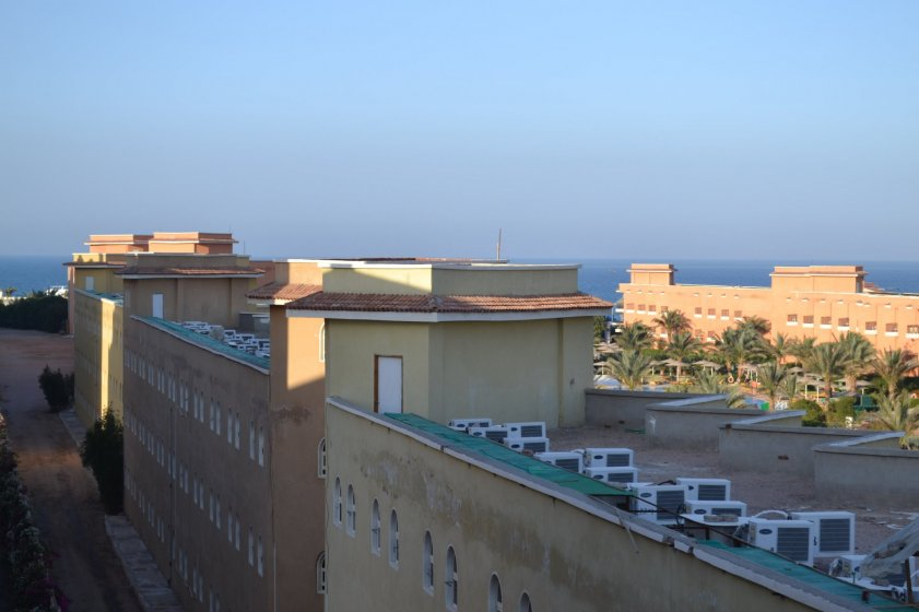 Отель nubia aqua beach resort 5*