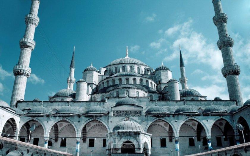 Пасмурная Турция