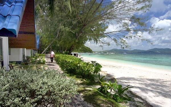 Этот отель-маленький рай