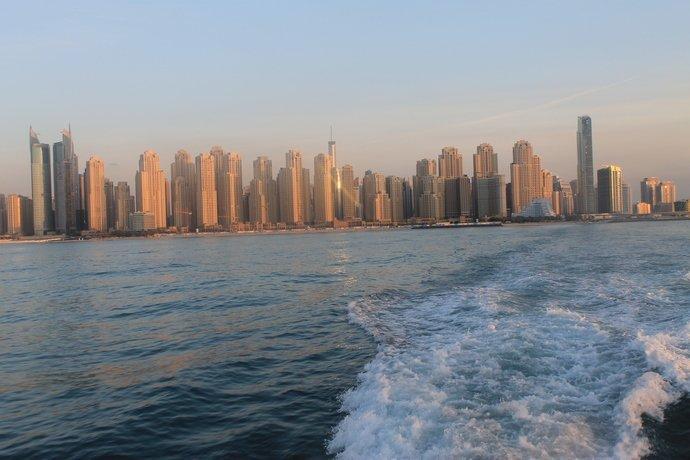 Восточная сказка в Эмиратах