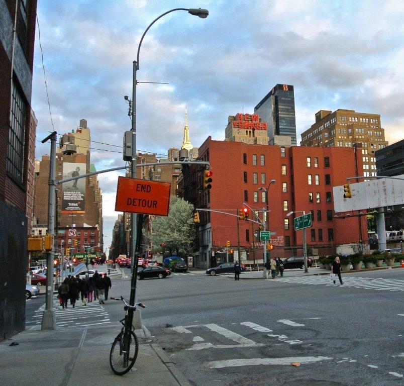 Нью-Йорк-это сила