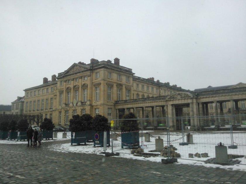 Таинственный Париж