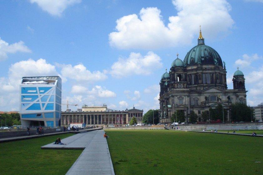 Берлин и его достопримечательности