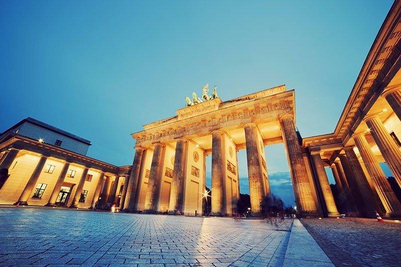 Берлина и его достопримечательности